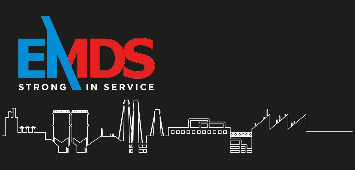 EMDS industriële toepassingen skyline